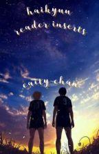 Haikyuu!! Reader Inserts by caity-chan