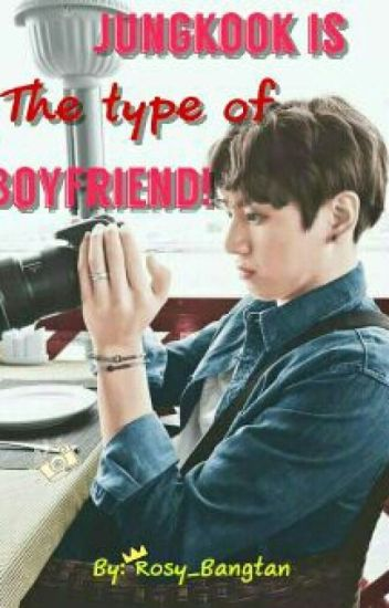 Jungkook is the type of boyfriend