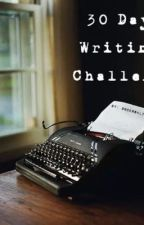 30 Day Writing Challenge by oncers4life