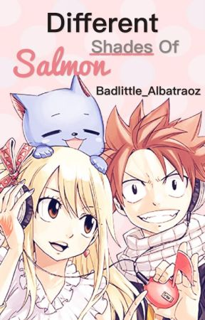 Different shades of Salmon by Badlittle_Albatraoz