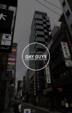 gay guys (rewriting) by JOONIPERS