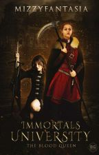 Immortals University by MizzyFantasia