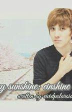 My Sunshine: Einshine by vividvivienne