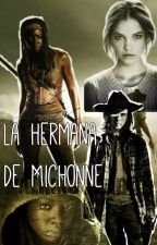 La hermana de Michonne /Carl Grimes y tu/ by -Mar5HCamila-