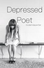 A Depressed Poet by moderndaywriter