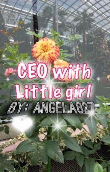 CEO with little girl
