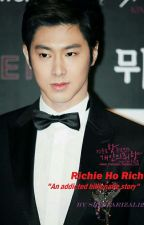 RICHIE HO RICH by ShellaRizal12