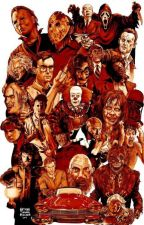Top 80 Asesinos de Películas de Terror by YoshiCosmico