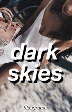 dark skies » m. bartra by blaugranas