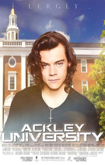 Ackley University (Russian translation)