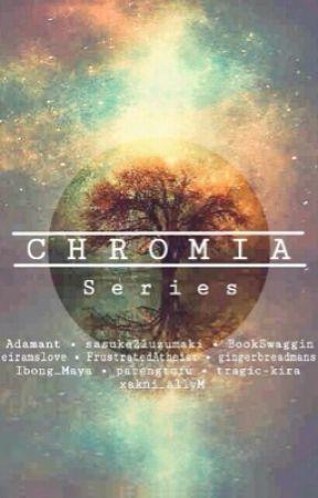 CHROMIA SERIES by FrustratedAtheist