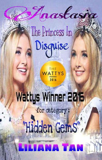 Twin Princess : Anastasia, Princess In Disguise (Wattys Winner 2016 )