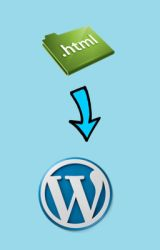 Why Convert Your Static HTML to Responsive WordPress Theme by lucyberrette