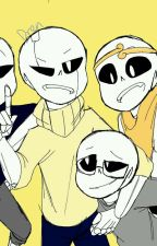 The Sans Party! by EmperorDren