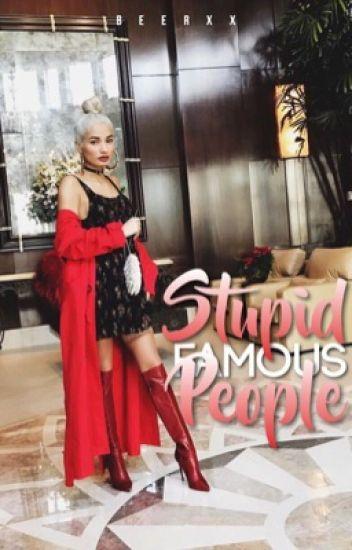Stupid Famous People- Derek Luh