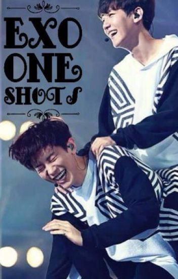 Exo One Shots [BoyxBoy] {smut}