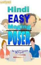 Hindi Easy maging POSER! by ajdeborjaxx29