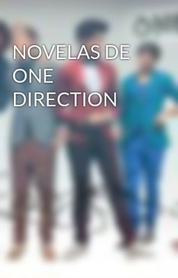 NOVELAS DE ONE DIRECTION