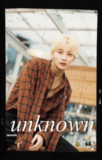 「unknown」yoon jeonghanㅡ윤 정한