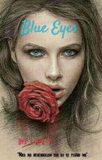 Blue Eyes by Cicicici1