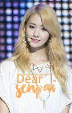 Dear Senpai ∞ jungyoon。 by velvetue