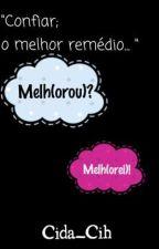 Melh(Orou)?   Melh(Orei)! by CidaCih