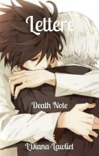 Lettere- Death Note  by LDiana-Lawliet