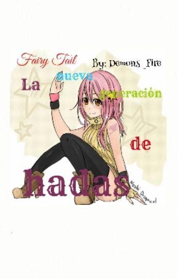 Fairy Tail Nueva Generación De Hadas