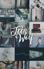 Frases Teen Wolf by MioneTris