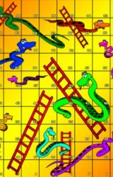 Snakes and Ladders by PinkMelon