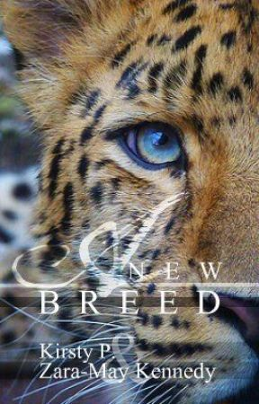 A New Breed (By Buttercup2k11 & GigglesTheHyena) by buttercup2k11