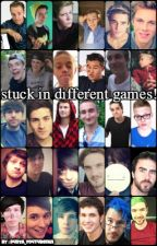 Stuck in different games!  by Dunya_YoutubeFan