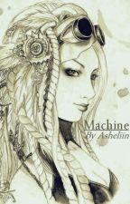 Stroj (Machine) by Asheliin