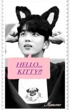 Hello... KITTY?! {DaeJae} by Chenjaelover