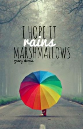 I Hope It Rains Marshmallows ❤ by skiesjpg