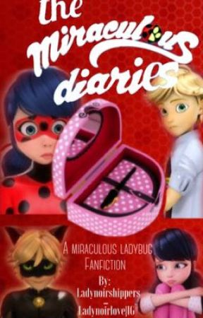 The Miraculous Diaries - ch 1