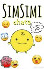 SimSimi chats © by Ticci_Neko