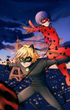 ¿Es posible un amor tras una mascara? ( fanfic ladybug) by _milkywhite_
