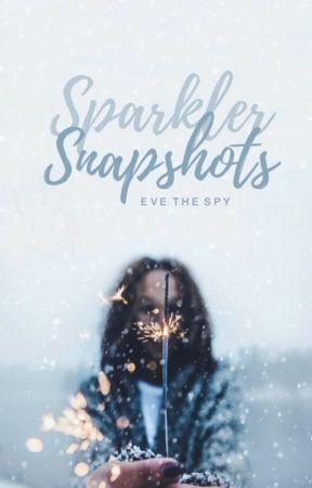 Sparkler Snapshots • Camp NaNoWriMo April 2018  by evethespy