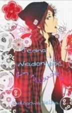 | Jedna Wiadomość | Rin Matsuoka x OC by talktoowl