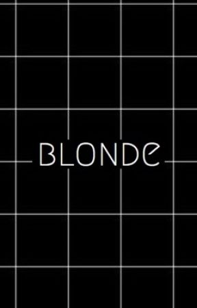 Blonde {muke} by bottomluke