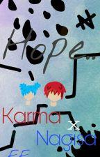 Hope... Karma x Nagisa by LunaWrights