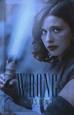 Wrong ⇒ Obi-Wan Kenobi by andreasinfinity