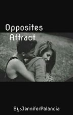 Opposites Attract //A bad boy and Nerd Story by J_Claire_P