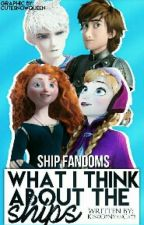 What I Think About The Ships by KingOfNyanCats