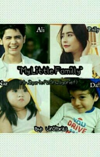 My Little Familly (Mr & Mrs.syarief)