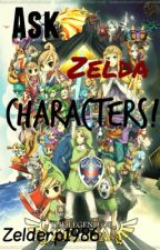 Ask Zelda Characters! by -XxKDxX-