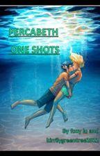 Percabeth one-shots by foxylu