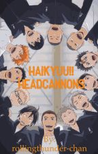 Fun-Filled Haikyuu!! Headcannons by rollingthunder-chan