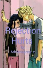 Rejection Hurts (a Miraculous ladybug fanfiction) by lvckystars